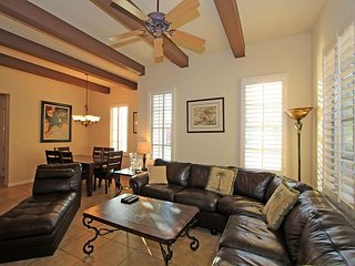 A Three Bedroom Two Story Legacy Villas Town Home in a Secluded Location!