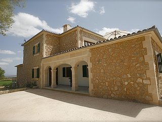 Sa Pleta-Beautiful house with private swimming pool and breathtaking view over the landscapes of Mal, Sant Joan