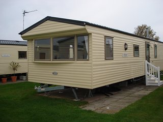 Presthaven Sands 8 Berth Static Caravan to Rent, Gronant