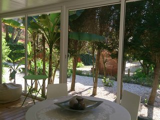 The Backyard Bungalow - Vale da Silva Villas, Aveiro