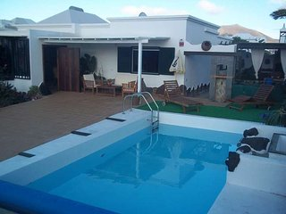 3 bedroom Villa in Playa Blanca, Canary Islands, Spain : ref 5691312