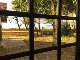 Maison en 1° ligne Du Lac du Moutchic à Lacanau