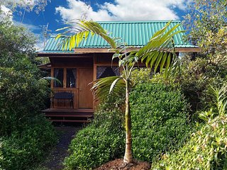 Hale Awa - Private Luxurious Cabins on 4 Acres W/Pool & Exterior BBQ Kitchen #1