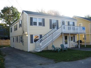 Large Beach House with Two Units Just Steps to Beach, Old Orchard Beach