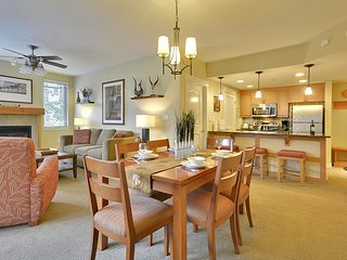 Luxury Ski In/Out In Resort Base Village #4475 - Great Views/Hot Tub/Garage/WiFi, Winter Park