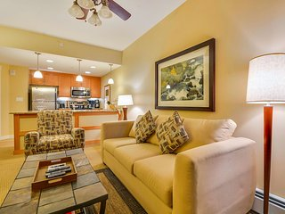 Luxury Ski In/Out In Resort Base Village #3613 - Great Views/Hot Tub/Garage/WiFi, Winter Park