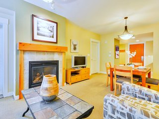 Luxury Ski In/Out In Resort Base Village #3324 - Great Views/Hot Tub/Garage/WiFi, Winter Park