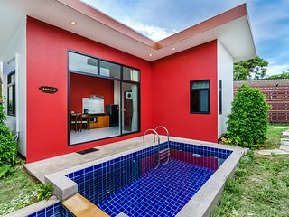 1BR - Boutique Private Pool Villa - Lanna Style (1LA)