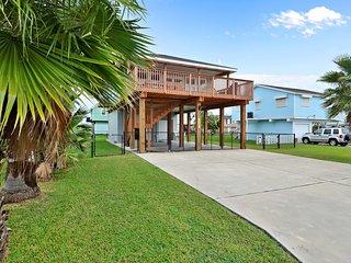 Villa Capiz Sea Isle, Galveston