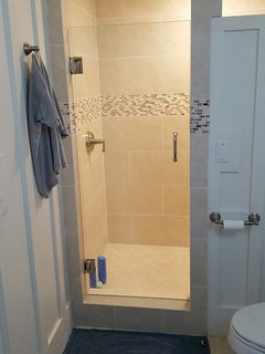 walk in guest showers all guest baths ensuite