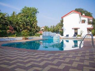 3BHK Villa Candolim D5