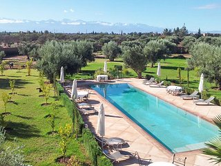 Luxury villa near Marrakech w/pool