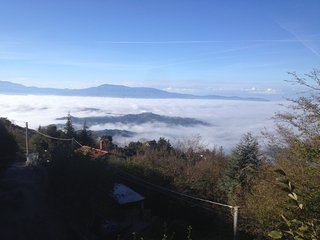 Good All Year - 3 bedroom villa in the mountains southeast of Rome, Serrone