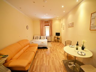 1 bed flat in the centre; bilocale  in pieno centro di Zagreb, Zagabria