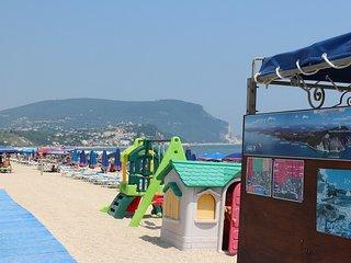 Residence Marzio: sul mare con spiaggia privata e posto auto!!