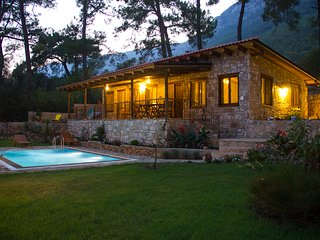 Villa Verna ~ A wonderful secluded mountain Villa in Akyaka Marmaris