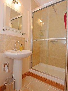 Double bedroom en-suite shower room.