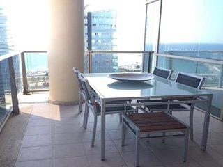 Precioso apartamento con vistas al mar, Barcelona