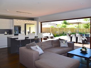 Luxury modern house in the heart of the New Forest, Lymington