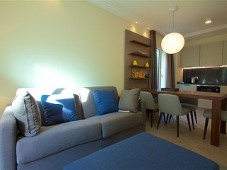 Lovely luxury apt near Seaside and city center A/C and parking 002, Saint-Jean-Cap-Ferrat