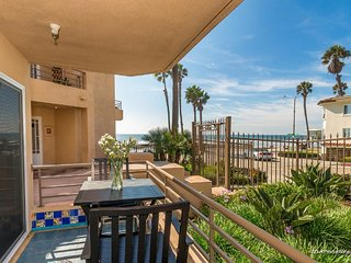 40 Steps to Sand Ocean View, 2BR 500 N. Strand 39, Oceanside