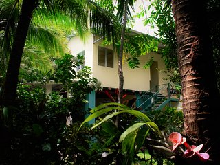 Casa Mariposa, Best beach location in a brand new two story house!, Nosara
