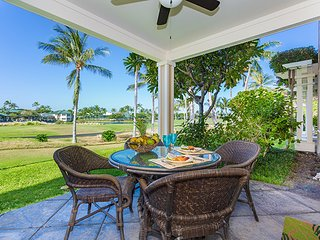 Fairway Villas #N2 at the Waikoloa Beach Resort - Condo
