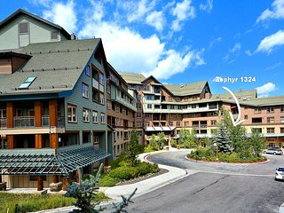 Zephyr Mountain Lodge 1324, Winter Park