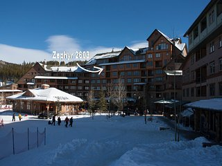 Zephyr Mountain Lodge 2603, Winter Park