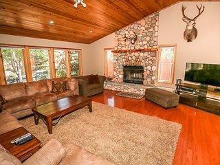 Gold Rush Lodge~Pool Table~Jetted Tub~New Furnishings~Garage~Huge Lot~