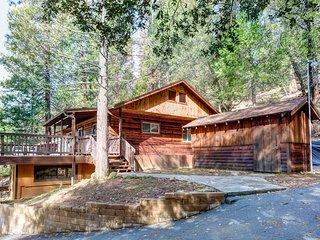 (22B) Bradley's Cabin, Wawona