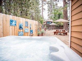 Big Bear Lake Holiday House 12228