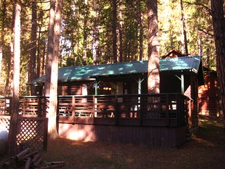 (38) The Mini Cabin, Wawona