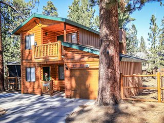 Big Bear Lake Holiday House 12201