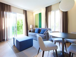 Lovely luxury apt Seaside and Center A/C parking 001, St-Jean-Cap-Ferrat