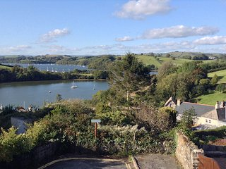 2 Rock Cottage, Dittisham Beautiful views over river Dart from pretty cottage