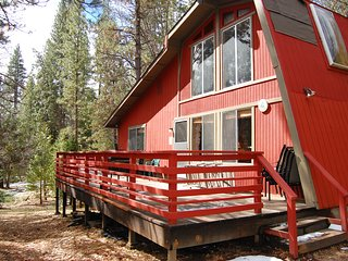 (46R) Red Barn, Wawona