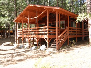 (77) Deer Camp, Wawona