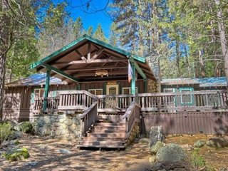 (95R) The Little Creek Cabin, Wawona