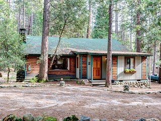 (57) The Williams Cabin, Wawona