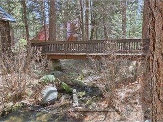 (95R) The Little Creek Cabin