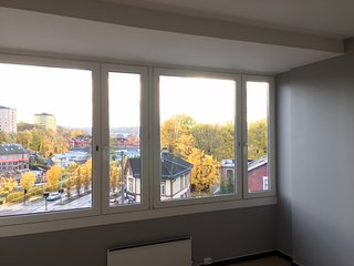 Brand new & stylish apartment on Carl Berners plass, 6 minutes to Oslo Cental