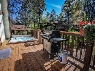 Big Bear Lake Holiday House 12361