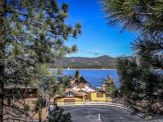 Big Bear Lake Holiday House 12246