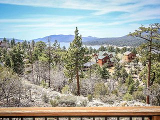 Big Bear Lake Holiday House 12347