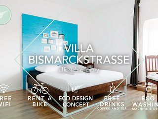 Green Residence City Villa 2 rooms, Offenbach