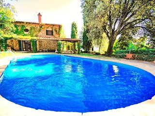 Stone-built Villa Ulivacci with private pool, Cavriglia