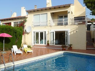 Two-Bedroomed Apartment with Sun Terrace and Al-Fresco Dining Area.