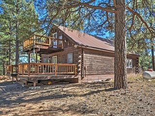 The property boasts 1.1 acres of beautiful woodlands!