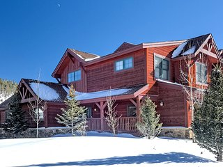 Three Bedroom Breckenridge Vacation Rental